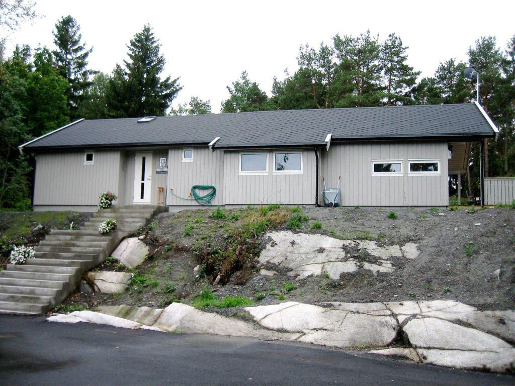Hytte/sommerhus på Østerøya i Sandefjord Kommune
