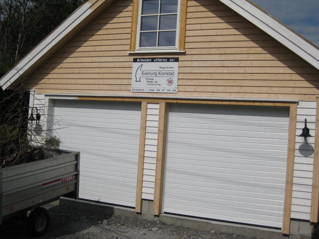 Garasje Breidablikk i Sandefjord